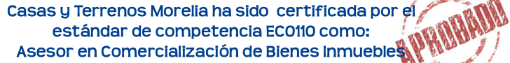 Certificación EC0110